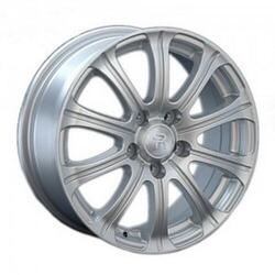 Автомобильный диск Литой LegeArtis TY57 6,5x16 5/114,3 ET 39 DIA 60,1 Sil