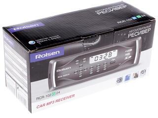 Автопроигрыватель Rolsen RCR-102G24