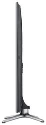 "55"" (139 см)  LED-телевизор Samsung UE55F6500 серебристый"
