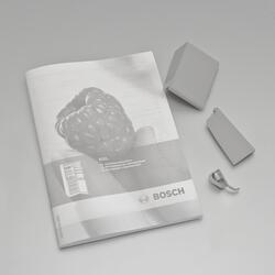 Холодильник с морозильником BOSCH KGS 39XL20 R серебристый