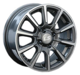 Автомобильный диск Литой LS 173 6x14 4/98 ET 35 DIA 58,6 FGMF