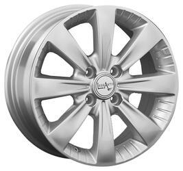 Автомобильный диск Литой LegeArtis RN16 6,5x16 5/114,3 ET 47 DIA 66,1 Sil