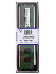 Оперативная память Kingston ValueRAM [KVR16N11S6/2] 2 ГБ