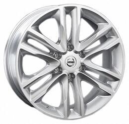 Автомобильный диск Литой LegeArtis NS55 8x20 6/139,7 ET 35 DIA 77,8 White
