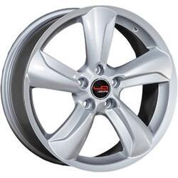 Автомобильный диск Литой LegeArtis LX17 7,5x17 5/114,3 ET 45 DIA 60,1 Sil