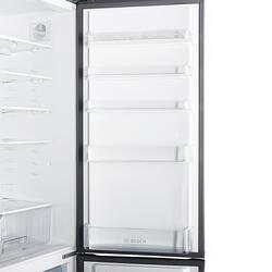 Холодильник с морозильником BOSCH KGV 39VL13 R  серебристый