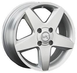 Автомобильный диск Литой LegeArtis GM16 6,5x16 4/114,3 ET 49 DIA 56,6 Sil
