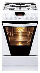 Газовая плита Hansa FCMW57032030 белый, черный