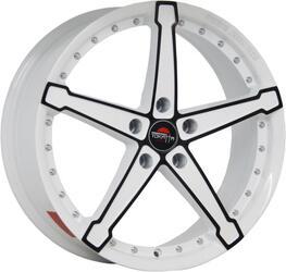 Автомобильный диск Литой Yokatta MODEL-10 7x18 5/114,3 ET 40 DIA 66,1 W+B