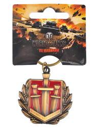 Брелок World Of Tanks - Братья по оружию