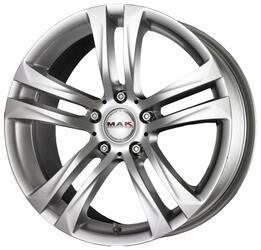 Автомобильный диск литой MAK Bimmer 9,5x19 5/120 ET 39 DIA 74,1 Silver