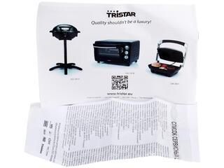 Плитка электрическая Tristar KP-6185 белый