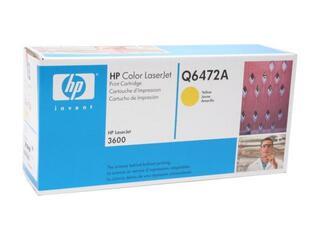 Картридж лазерный HP 502A (Q6472A)