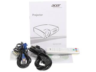 Проектор Acer X1285 белый