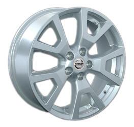 Автомобильный диск литой LegeArtis NS85 7x17 5/114,3 ET 40 DIA 66,1 Sil