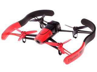 Квадрокоптер Parrot Bebop Drone Red