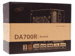 Блок питания Deepcool 700W [DA700R]