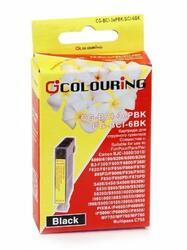 Картридж струйный Colouring CG-BCI-3ePBk/BCI-6Bk