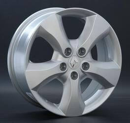 Автомобильный диск литой Replay RN15 6,5x17 5/114,3 ET 40 DIA 66,1 Sil