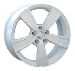 Автомобильный диск Литой Replay A53 7x17 5/112 ET 42 DIA 66,6 White
