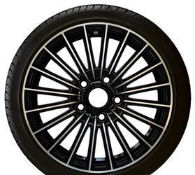 Автомобильный диск Литой Скад Веритас 6x15 5/100 ET 45 DIA 67,1 Алмаз