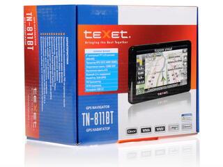 GPS навигатор teXet TN-811BT