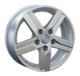 Автомобильный диск Литой Replay MZ68 5,5x15 5/114,3 ET 50 DIA 67,1 Sil
