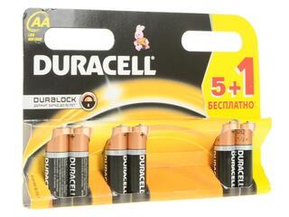 Батарейка Duracell LR-6 BL