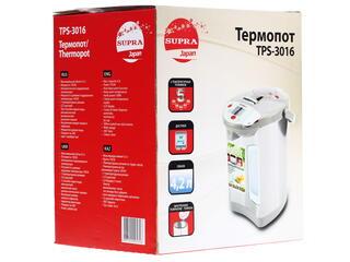 Термопот Supra TPS-3016 серебристый