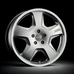 Автомобильный диск Литой OZ Racing Opera EVO 8x18 5/112 ET 48 DIA 79 Crystal Titanium