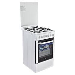 Газовая плита BEKO CSE52110GW белый