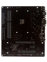 Плата ASRock Socket-FM1 A55M-DGS A55 2xDDR3-2400 PCI-E DVI/DSub 4xUSB 4xSATA RAID GLAN mATX