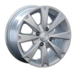 Автомобильный диск литой Replay PG16 6,5x15 4/108 ET 38 DIA 57,1 Sil