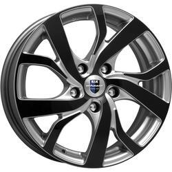 Автомобильный диск литой K&K Палермо 6,5x16 5/114,3 ET 40 DIA 67,1 Бинарио