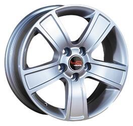 Автомобильный диск Литой LegeArtis SK17 6x15 5/112 ET 47 DIA 57,1 Sil