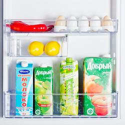 Холодильник с морозильником BEKO CS329020 белый