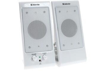 Колонки Defender 2.0 SPK-170 [2 х 2 Вт, USB-питание] White