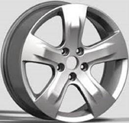 Автомобильный диск литой Replay SB21 8x18 5/114,3 ET 55 DIA 56,1 Sil