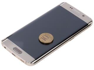 "5.1"" Смартфон Samsung SM-G925 Galaxy S6 Edge 64 Гб золотистый"