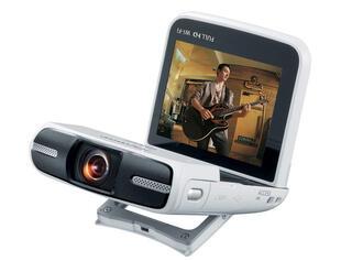 Видеокамера Canon LEGRIA MINI белый