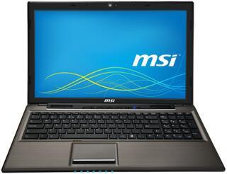 "15.6"" Ноутбук MSI CX61 2QF-1655 коричневый"