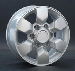 Автомобильный диск литой Replay RN140 6,5x15 5/114,3 ET 43 DIA 66,1 Sil