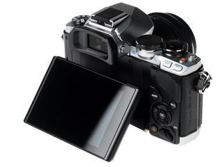 Камера со сменной оптикой Olympus OM-D E-M10 kit 14-42mm