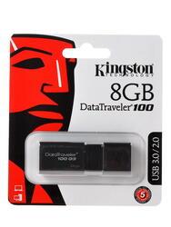 Память USB Flash Kingston DataTraveler DT100G3 8 Гб