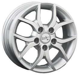 Автомобильный диск Литой LegeArtis HND20 5,5x15 5/114,3 ET 45 DIA 67,1 Sil