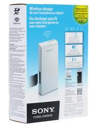 Портативный аккумулятор Sony WG-C10N белый