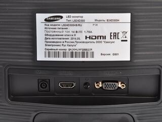 "24"" Монитор Samsung S24D300H"