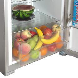 Холодильник с морозильником Liebherr CTNesf 3663-20 серебристый
