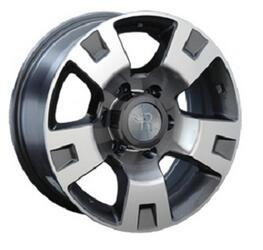 Автомобильный диск литой Replay NS51 7x17 5/114,3 ET 45 DIA 66,1 GM