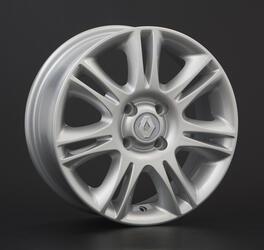 Автомобильный диск литой Replay RN22 6x15 4/112 ET 45 DIA 60,1 Sil